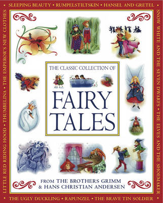 Classic Collection of Fairy Tales (Paperback)