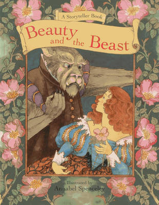 A Storyteller Book Beauty and the Beast (Paperback)