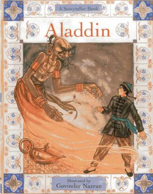 A Storyteller Book Aladdin (Paperback)