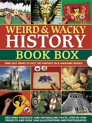 Weird and Wacky History Book Box (Paperback)