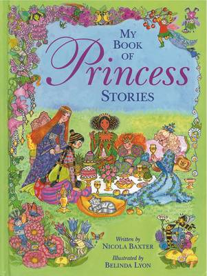 My Book of Princess Stories (Paperback)