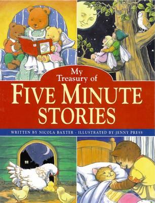 My Wonderful Treasury of 115 Five-Minute Stories (Hardback)