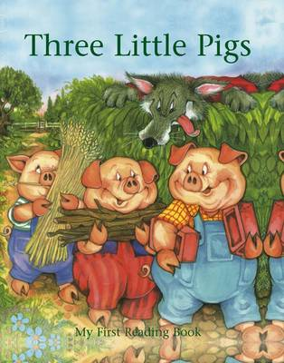 Three Little Pigs (Hardback)