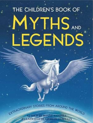 Children's Book of Myths and Legends (Paperback)