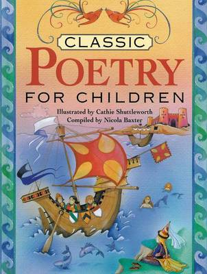 Classic Poetry for Children (Paperback)