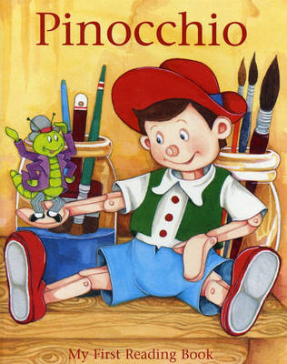 Pinocchio: My First Reading Book (Hardback)
