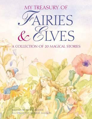 My Treasury of Fairies and Elves (Hardback)