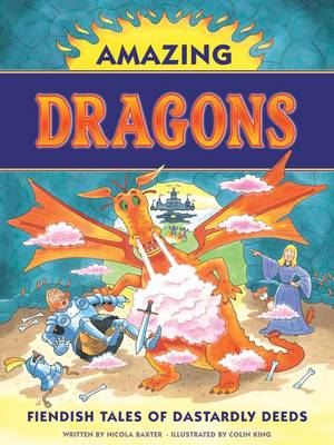 Amazing Dragons (Paperback)