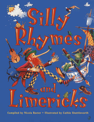 Silly Rhymes and Limericks (Paperback)