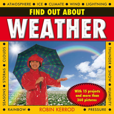 Find Out About Weather (Hardback)
