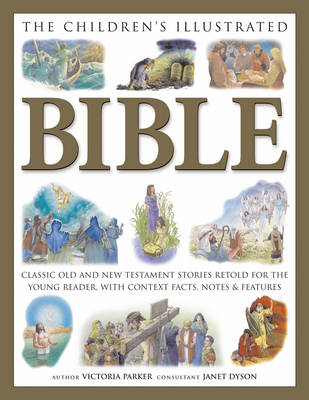 Children's Illustrated Bible (Hardback)