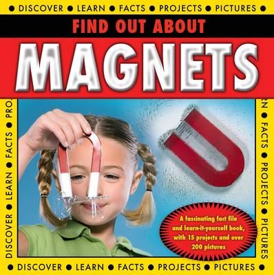 Find Out About Magnets (Hardback)