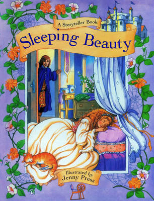 Sleeping Beauty: A Storyteller Book (Paperback)