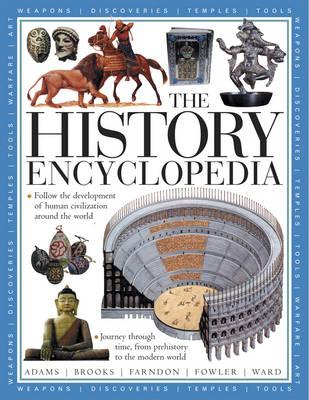 History Encyclopedia (Hardback)