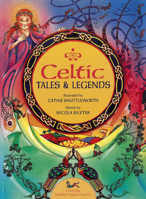 Celtic Tales and Legends (Paperback)
