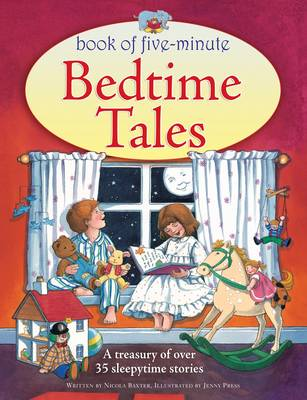 Book of Five-Minute Bedtime Tales (Paperback)