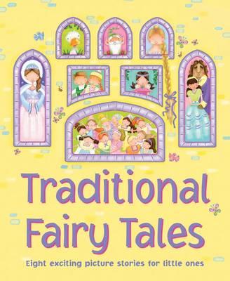 Traditional Fairy Tales (Hardback)