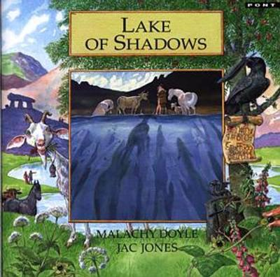 Legends from Wales Series: Lake of Shadows (Paperback)
