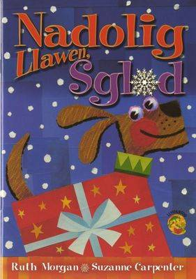Nadolig Llawen, Sglod - Cyfres Llyffantod (Paperback)