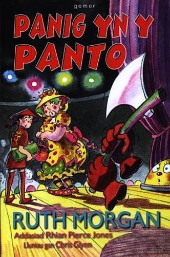 Panig yn y Panto (Paperback)