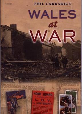 Wales at War (Paperback)