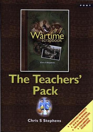 Wartime Scrapbook, A - The Teachers' Pack (Paperback)