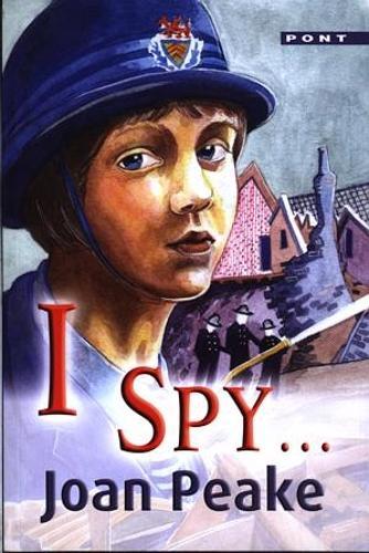 I Spy... (Paperback)
