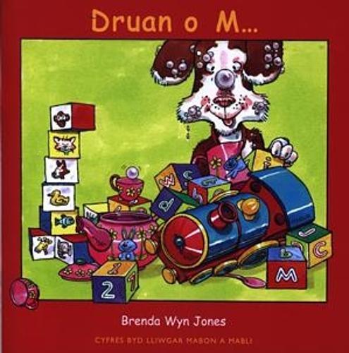 Cyfres Byd Lliwgar Mabon a Mabli: Druan o M... (Paperback)
