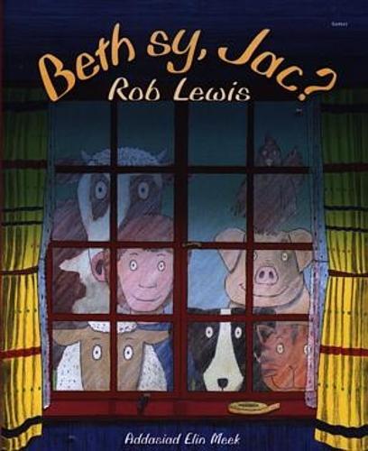 Cyfres Llyffantod: Beth Sy, Jac? (Paperback)