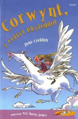 Cyfres ar Wib: Corwynt, Y Ceffyl Rhyfeddol (Paperback)
