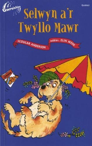 Cyfres Gwreichion: Selwyn a'r Twyllo Mawr (Paperback)