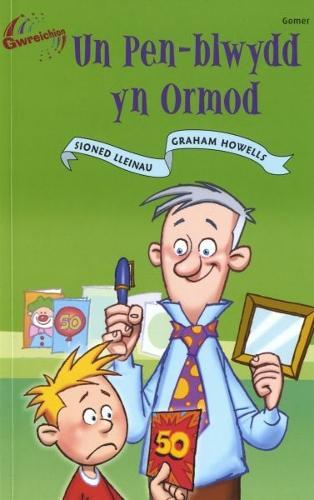 Cyfres Gwreichion: Un Pen-Blwydd yn Ormod (Paperback)