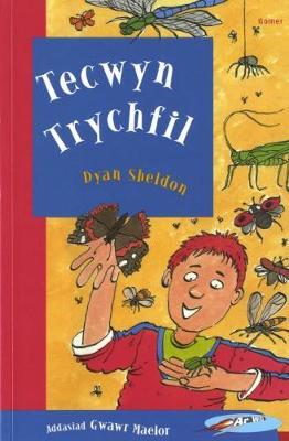 Cyfres ar Wib: Tecwyn Trychfil (Paperback)