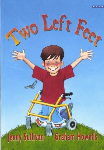 Hoppers Series: Two Left Feet (Paperback)