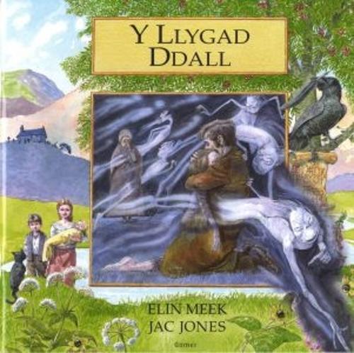 Cyfres Chwedlau o Gymru: Llygad Ddall, Y (Paperback)