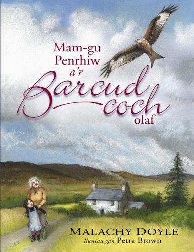 Mam-gu Penrhiw a'r Barcud Coch Olaf (Paperback)