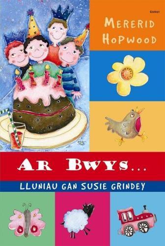 Ar Bwys... (Paperback)