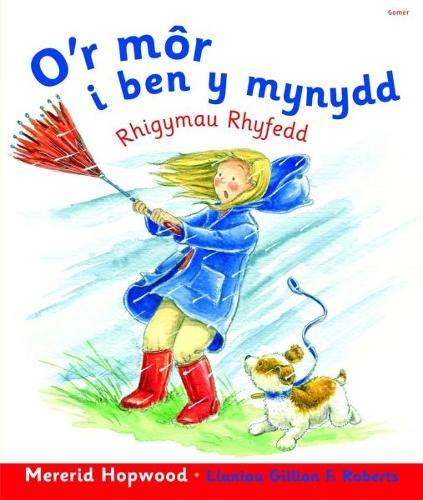 O'r Mr i Ben y Mynydd (Paperback)