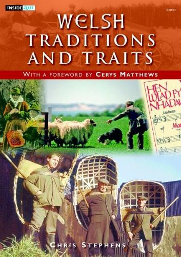 Inside Out Series: Welsh Traditions and Traits (Paperback)