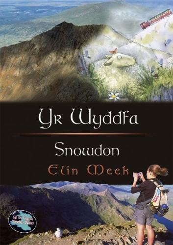 Cip ar Gymru/Wonder Wales: Yr Wyddfa/Snowdon (Paperback)