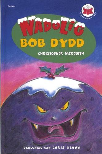 Cyfres Trwyn Mewn Llyfr: Nadolig Bob Dydd (Paperback)