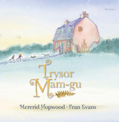 Trysor Mam-gu (Paperback)