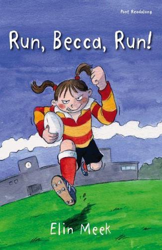 Run, Becca, Run! (Paperback)