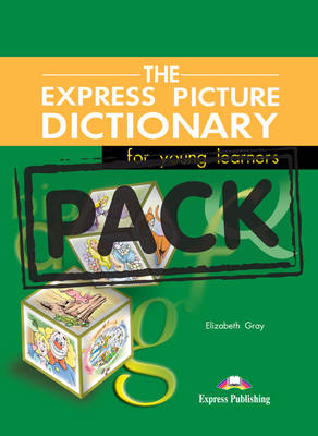 The Express Picture Dictionary for Young Learners - Student's and Activity Student's (Paperback)