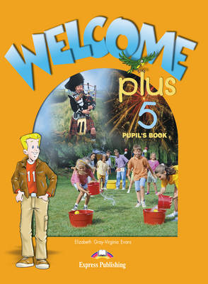 Welcome Plus 5 - Pupil's Book without Audio CD (Paperback)