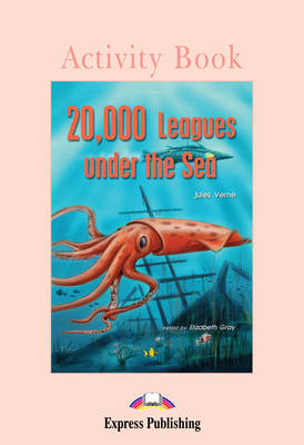 20,000 Leagues Under the Sea: Activity Book (Paperback)