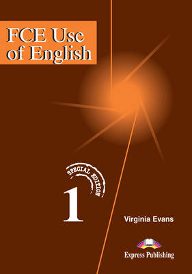 FCE Use of English: Student's Book Level 1 (Paperback)