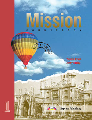 Mission: Student's Book Level 1 (Paperback)