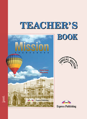 Mission: Teacher's Book Level 1 (Paperback)