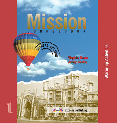 Mission 1: Warm-up Activities CDs - Special Edition (CD-Audio)